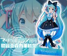 Vocaloid Hatsune Miku Anime Cosplay Mobile Phone Holder Figure Acrylic Christmas
