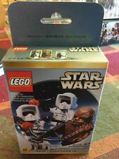 BRAND NEW! FACTORY SEALED! Lego STAR WARS 3342 - STAR WARS #3 Chewy, 2 Scouts