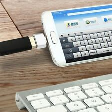Micro USB To USB Keyboard Adapter Mini OTG 5 Pin Converter For Android Samsung