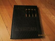 1933 ROLL CALL- CULVER MILITARY ACADEMY MARSHALL COUNTY INDIANA YEARBOOK