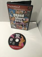 2005 Play Station 2 / PS2 GRAND THEFT AUTO Vice City GTA