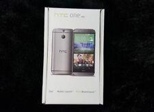 New Inbox HTC One M8 - 32GB - Gunmetal Gray ATT GSM Unlocked WINDOWS Smartphone
