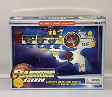 New Amazing Lights and Sounds Flashing Toy Gun - 8646A
