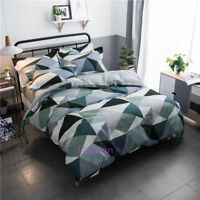Camouflage Single/Double/Queen/King Bed Quilt Doona Duvet Cover Set Pillowcase
