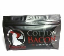 Cotton Bacon V2 By Wick 'N' Vape Organic Wicking Material Tasteless