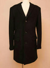 $450 JCrew Ludlow Wool Cashmere Topcoat 38S Black winter jacket suiting 05660