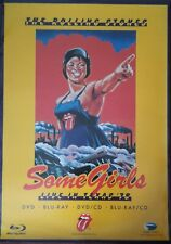 ROLLING STONES - Some Girls Promo Poster A2 for DVD / BR release