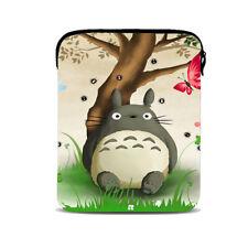 "Totoro Tablet Sleeve Case  Bag For 10.1"" Samsung Galaxy Tab Apple iPad Air Pro"
