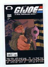 Gi Joe American Hero Frontline #8 VF- 2003