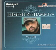 Karaoke Sing along - Himesh reshamiya Vol 5  [Cd]