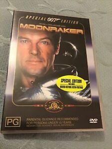Moonraker Special OO7 Edition Dvd