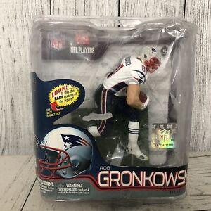 NFL McFarlane Series 29 - Rob Grankowski New England Patriots 2012 NEW