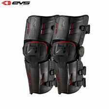 Adult Strap On EVS Motorcycle Knee Pads & Shin Guards