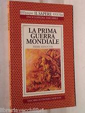 LA PRIMA GUERRA MONDIALE Pierre Renouvin Newton Il sapere 100 pagine 1000 lire