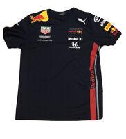 aston martin Racing Red Bull Puma Tshirt Medium