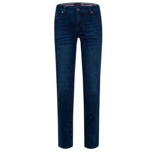 Eurex Pantalon Jeans pour Hommes Style Luke 556924 5939020 23 Bleu
