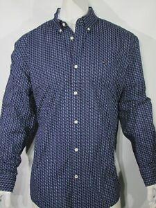 Tommy Hilfiger men's long sleeve shirt size xxl classic fit