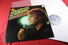 Johnny Hallyday  ROCK DREAMS  -  LP Philips 27645-1 Club Germany 1979 near mint