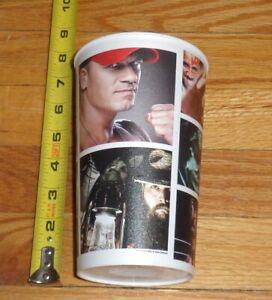 2014 WWF WWE Live Event Wrestling Cup John Cena AJ Lee Roman Reigns Daniel Bryan