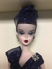 Parisienne Pretty Silkstone NRFB Barbie Gold DEALER EXCLUSIVE 50th Anniversary