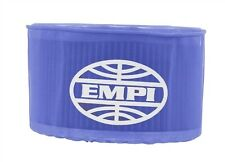 EMPI 43-6141-0 PRE FILTER, FOR EMPI/SOLEX/BROSOL ROUND AIR CLEANERS, BLUE, EACH,