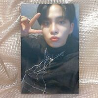 Jongho  Official Photocard ATEEZ TREASURE EP.FIN All To Action A