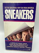 SNEAKERS Movie Tie In ~ By Dewey Gram