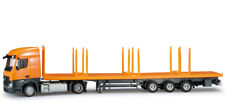 Herpa LKW MB ACTROS 11 Streamspace Rungen-sz orange 303231