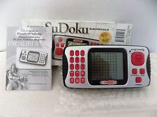 SuDoku Electronic Excalibur Game In Box