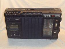 VINTAGE 1980s OREANDA 201 USSR SOVIET RADIO CASSETTE RECORDER