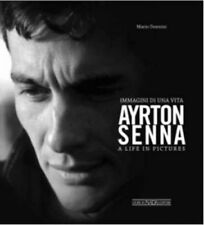 Ayrton Senna - A Life in Pictures by Mario Donnini (Hardback, 2014)