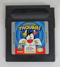 "Looney Tunes: ""Twouble"" (Nintendo Game Boy Color, 1998) GBC Cartridge only"