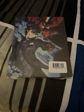 Best Buy Persona 5 Strikers PS4 Steelbook Empty Case Sealed
