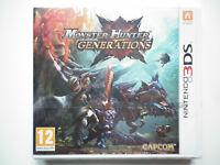Monster Hunter Générations Jeu Vidéo Nintendo 3DS