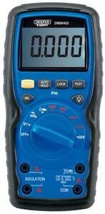 GENUINE DRAPER Insulation Resistance Meter 41834