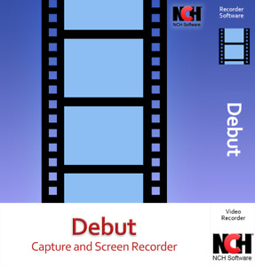 NCH Debut Video Capture Software