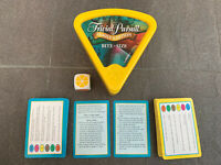Trivial Pursuit Family Edition Bite-Size Complete Hasbro 2003