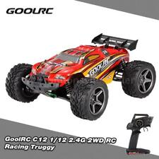 GoolRc C12 2.4Ghz 2Wd 1/12 35km/h Electric Racing Truggy Off-Road Rc Car H1I3