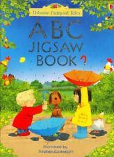 Farmyard Tales ABC Jigsaw Book (Jigsaw Books),Stephen Cartwright