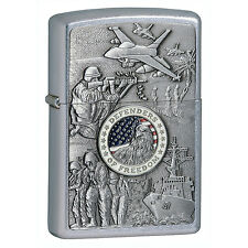 Zippo Joined Forces Lighter 24457