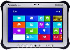 "Panasonic Toughbook Toughpad FZ G1 FZ-G1 1.9GHz Core i5 3437U 10"" Windows 8.1"