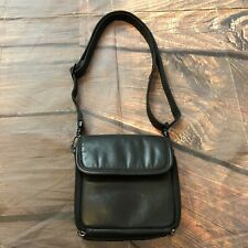 Quantaray Hi Pro Black Digital Camera Case Sling Bag Padded 6x6x3 inches