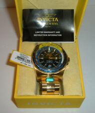 Invicta Men's Watch Speedway Automatic Blue Dial Steel Bracelet 30520 NEW Ltd ED