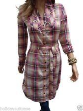Camisas y tops de mujer de manga larga 100% algodón talla 40