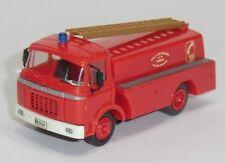 """RMM - Berliet Löschfahrzeug """"Feuerwehr / Pompiers"""", 1:87, selten - G135/K2"""