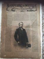 Harpers Weekly Journal Of Civilization 1859