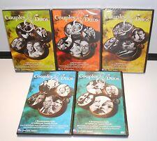 Lot de 5 DVD Couple & Duos dons 3 Neuf sous blister