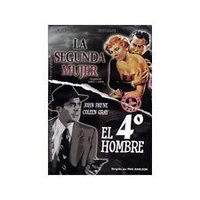La segunda mujer - El 4º hombre ( 2 DVD Nuevo)