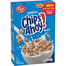 Post Chips Ahoy Original Cereal 340g (BBD 08 NOVEMBER 2020)-CLEARANCE