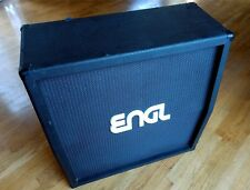 ENGL 412 Slanted Guitar Amplifier Speaker Cabinet Cab Made-in-Germany 4x12 200W